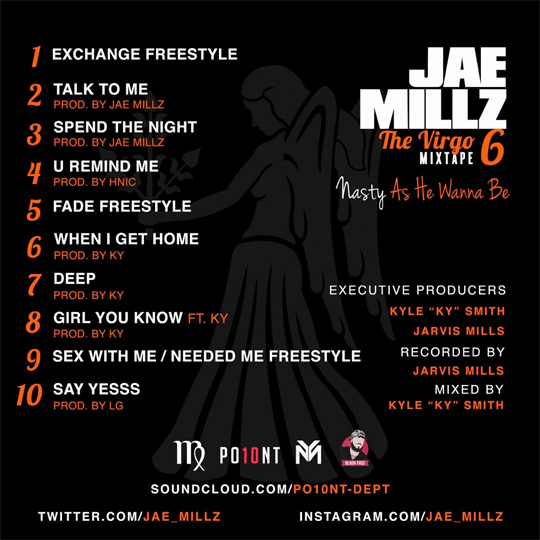 Jae Millz The Virgo Part 6 Mixtape