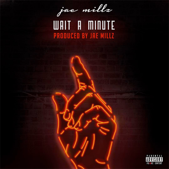 Jae Millz Announces New Single Called Wait A Minute