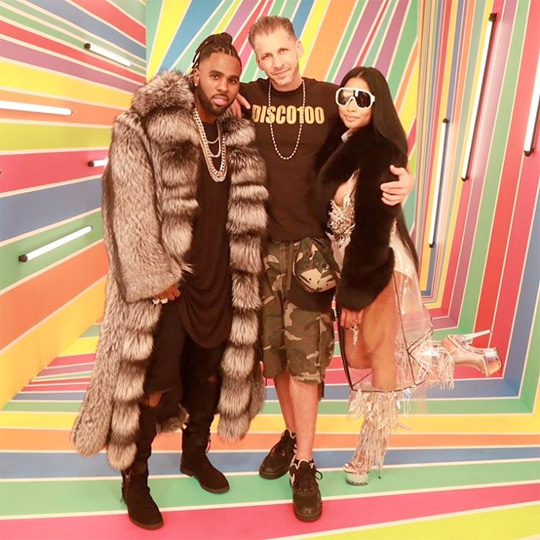Jason Derulo, Nicki Minaj & Ty Dolla Sign Swalla Single Goes Platinum