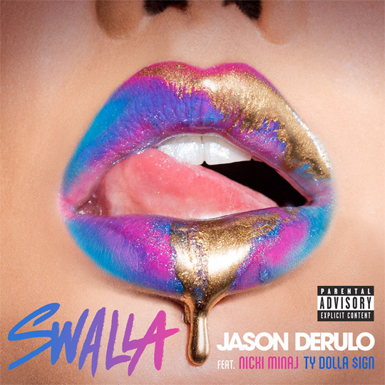 Jason Derulo Swalla Feat Nicki Minaj & Ty Dolla Sign