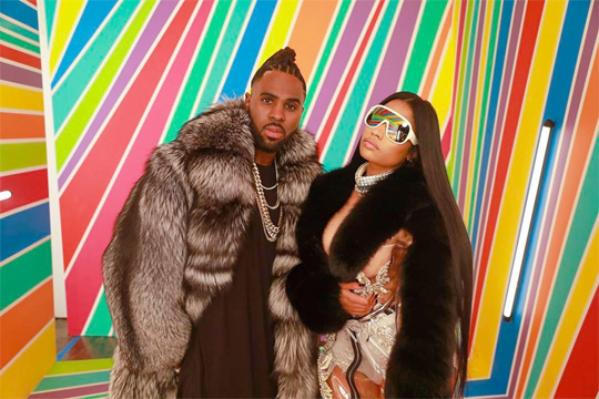 Jason Derulo, Nicki Minaj & Ty Dolla Sign Swalla Single Goes Gold