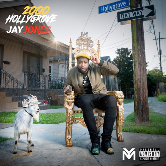 Jay Jones Releases His 2000 Hollygrove Project