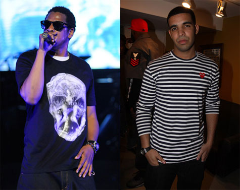 Jay-Z & Drake Are Performing Tonight In Toronto
