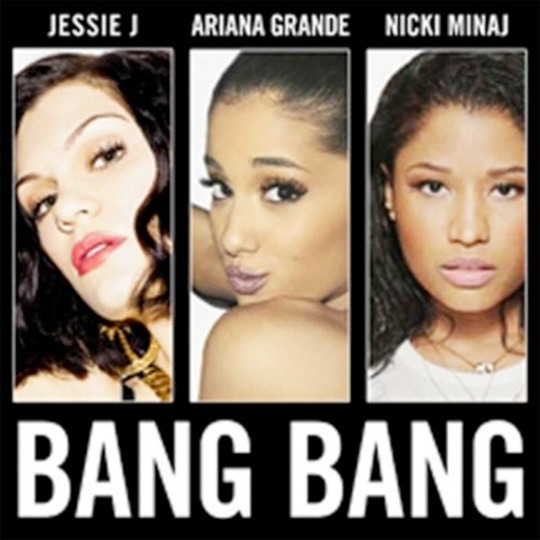 Nicki Minaj Previews Her Verse On Jessie J & Ariana Grande Bang Bang Collaboration