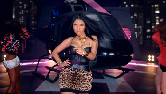 Jessie J, Ariana Grande & Nicki Minaj Bang Bang Music Video