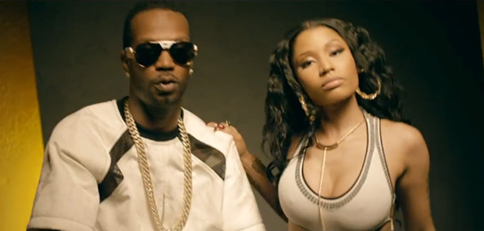 Juicy J Low Feat Nicki Minaj, Lil Bibby & Young Thug Music Video