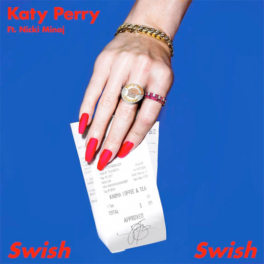Katy Perry Swish Swish Feat Nicki Minaj