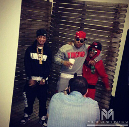 Gudda Gudda, Flow & Kevin Gates Form Rap Group Called L A T