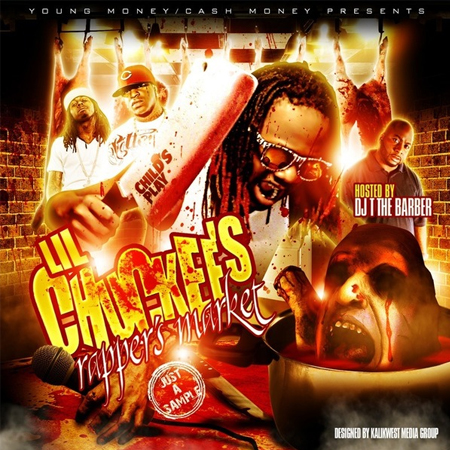 Lil Chuckee Rappers Market - Mixtape Download