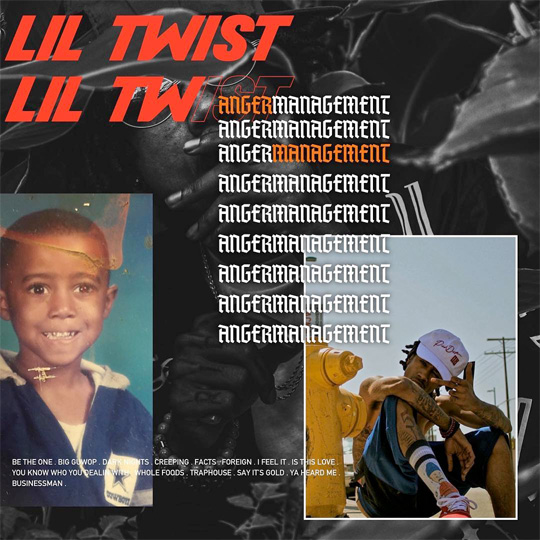 Lil Twist Anger Management Mixtape