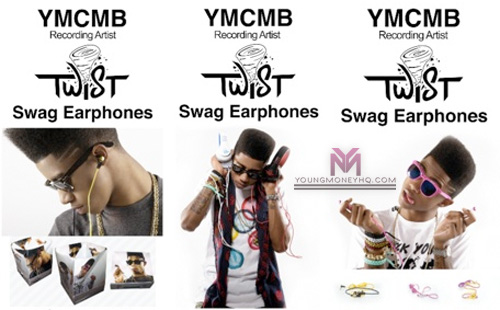 Lil Twist Launches Swag Earphones In Las Vegas
