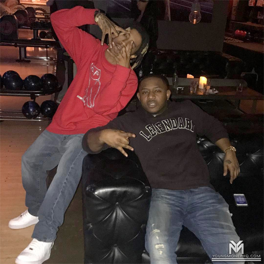 Lil Twist Turns Himself Into A Los Angeles Jail For 1-Year Sentence, Spends The Night Before At Lucky Strike Live