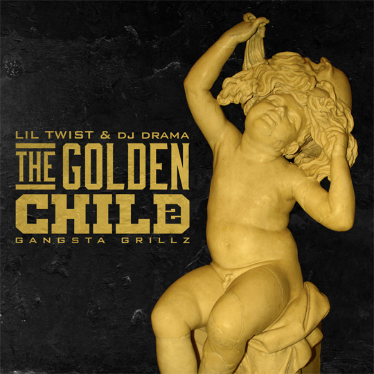 Official Artwork For Lil Twist The Golden Child 2 Mixtape