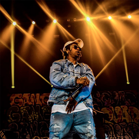 Lil Wayne Brings Out Lil Twist & Fooly Faime During Kloser 2 U Tour To Perform Nerve Live