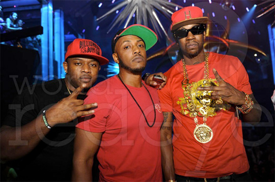 Mack Maine Im On It Feat Turk & Mystikal