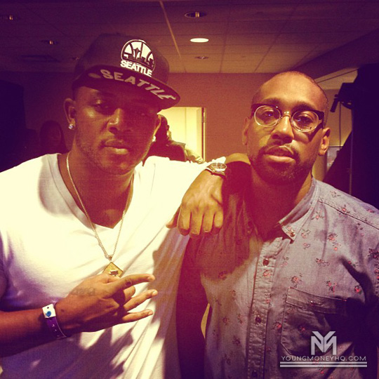 Mack Maine Discusses Young Money, New Orleans Bounce Music & More On PJ Morton Bounce & Soul Volume 1