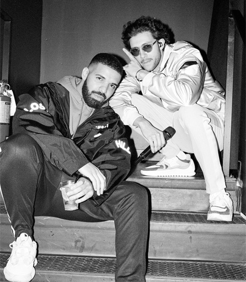 Majid Jordan Bring Out Drake To Perform Gods Plan Live For The Very First Time