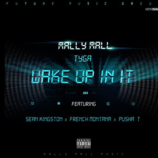 Mally Mall & Tyga Wake Up In It Feat Sean Kingston, French Montana & Pusha T