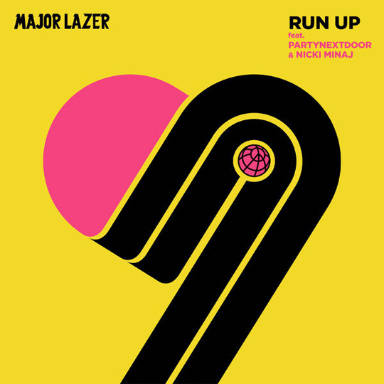 Major Lazer Run Up Feat Nicki Minaj & PARTYNEXTDOOR