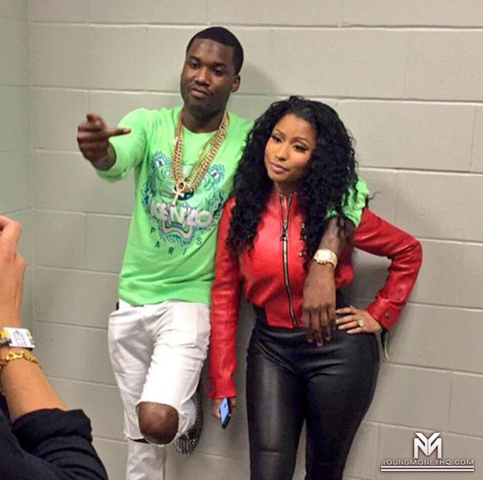 Meek Mill Announces You Know How Froze Dat Is Collaboration With Nicki Minaj & Lil Uzi Vert