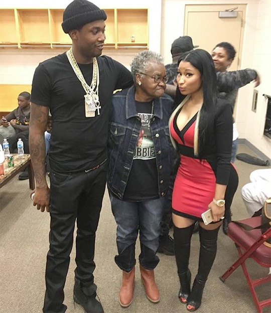 Meek Mill Brings Out Nicki Minaj To Perform Live At Power 99FM 2015 Powerhouse In Philadelphia