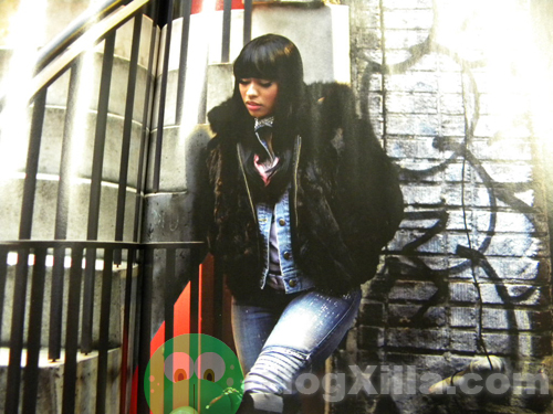 Nicki Minaj The Fader Magazine Photo