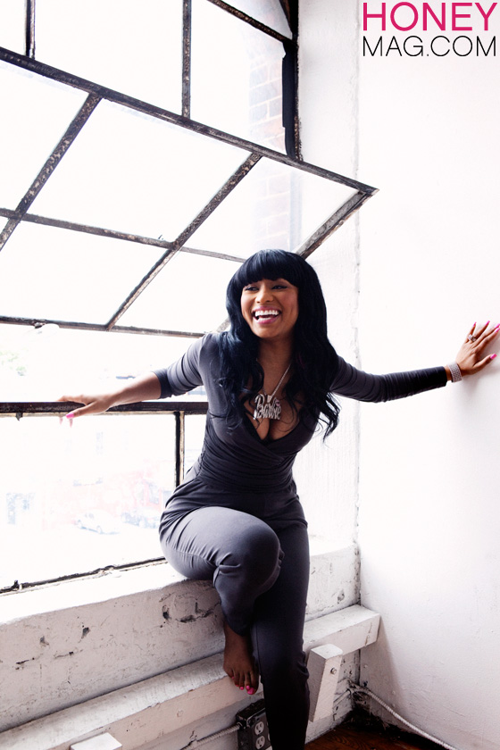 Nicki Minaj Interview & Photo Shoot With Honey Magazine
