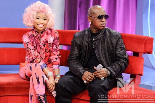 Nicki Minaj Interview & Performance On 106 & Park With Birdman, 2 Chainz & Camron