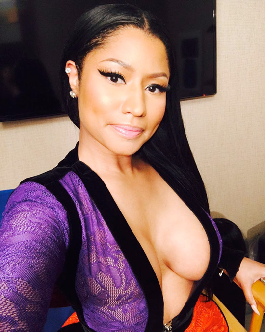 Nicki Minaj Announces The Cast Of Her ABC Family TV Series Nicki