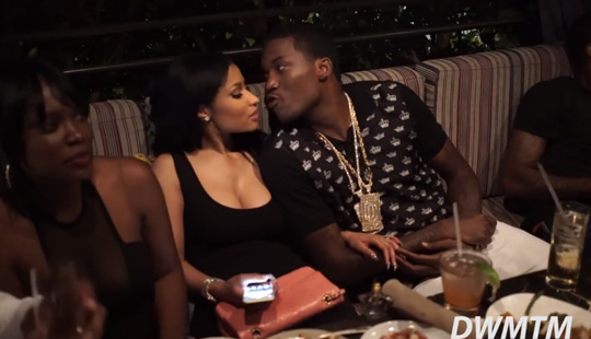 Nicki Minaj Makes Appearances In Episode 1 Of Meek Mill DWMTM Vlog