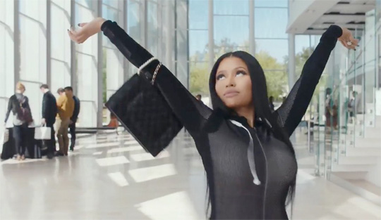Nicki Minaj Stars In Beats By Dre Wireless Headphones Commercial