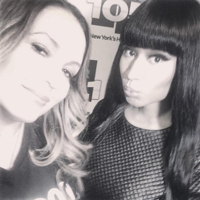 Nicki Minaj Breaks Down When Talking About Her Breakup With Scaff Beezy To Angie Martinez