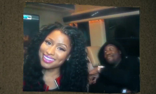 Nicki Minaj Makes A Cameo In E-40 Choices Yup Music Video