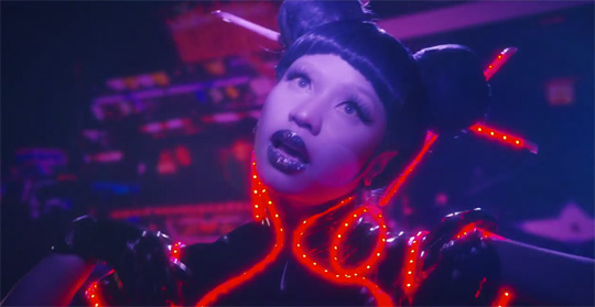 Nicki Minaj Chun-Li Music Video