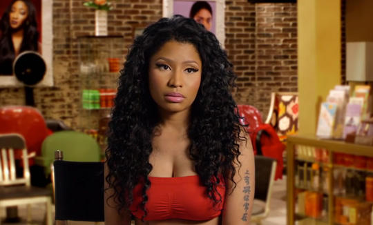 Nicki Minaj Discusses The Cast Of Barbershop The Next Cut That Includes A Lot Of Rappers