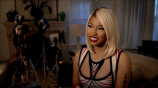 Nicki Minaj Discusses Playing Lydia In The Other Woman, Working With Cameron Diaz & More