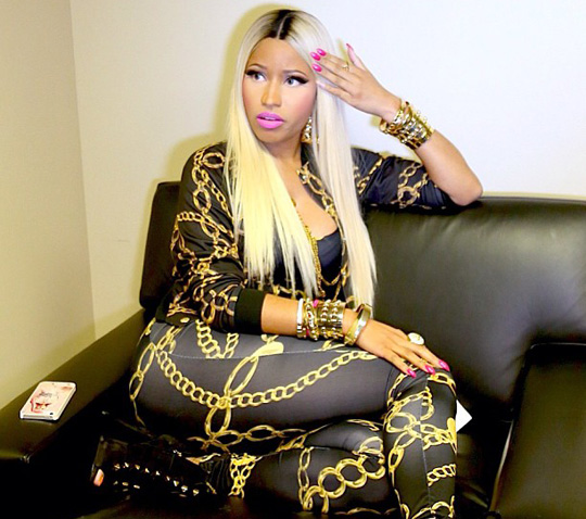 Nicki Minaj Says Everyone Will Love Her New Album & The Production Is Different