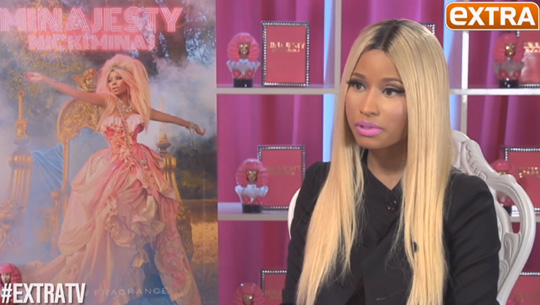 Nicki Minaj Says Her Collaboration With Miley Cyrus Didnt Work Out