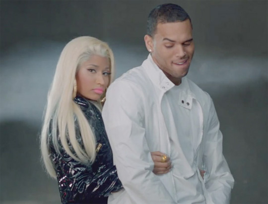 Nicki Minaj Will Be Featured On Chris Brown Upcoming X Album