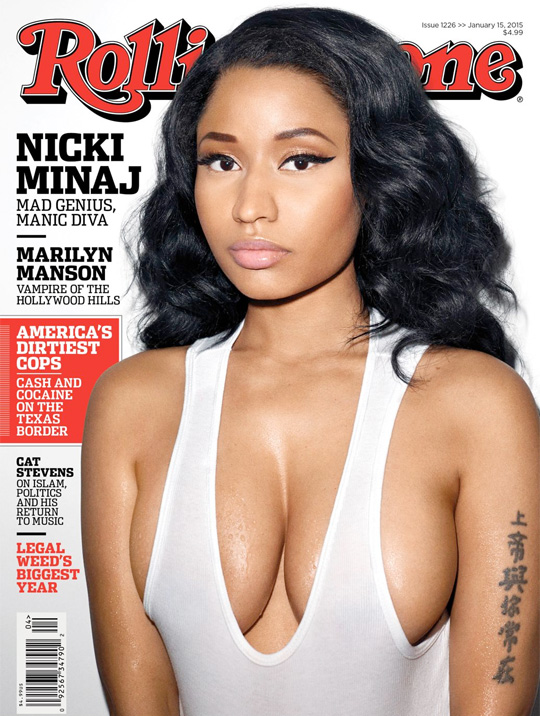 Nicki Minaj Speaks To Rolling Stone About Having An Abortion, Eric Garner & More