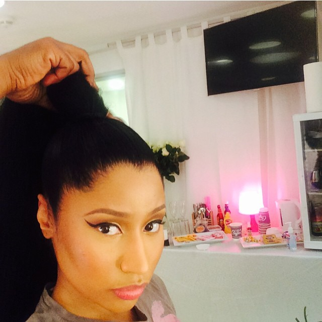 Nicki Minaj To Headline The 2015 Les Ardentes Festival In Belgium