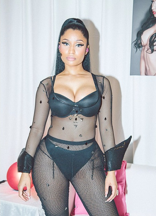 Nicki Minaj To Headline The 2015 Openair Frauenfeld Festival In Switzerland