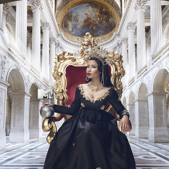 Nicki Minaj Will Host The 2014 MTV Europe Music Awards In Glasgow Scotland