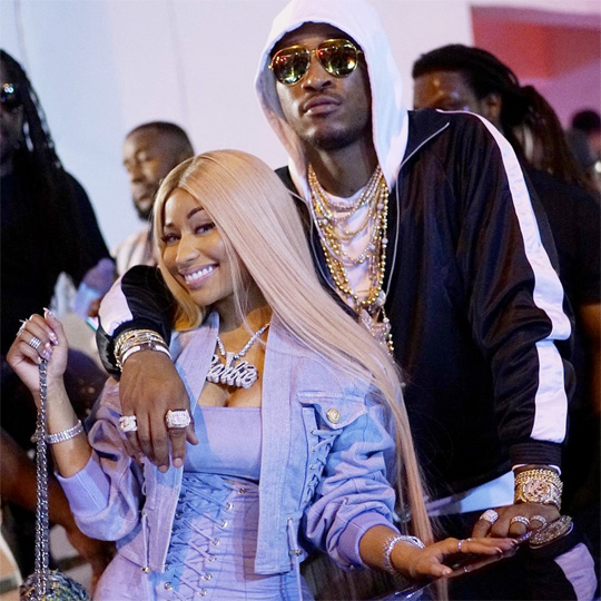 Nicki Minaj Hosts El Clasico Closing Celebration Party At STORY Nightclub With Future & Young Thug