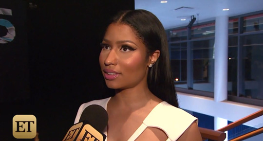 Nicki Minaj Talks Janet Jackson & Her Speech At The 2015 BET Awards