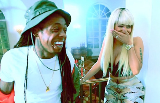 Nicki Minaj Says Lil Wayne Passed Out When She First Showed Him Her Booty Dance