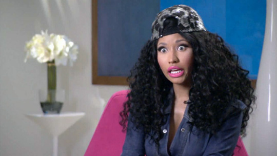 Watch The Trailer For Nicki Minajs My Truth Reality Show