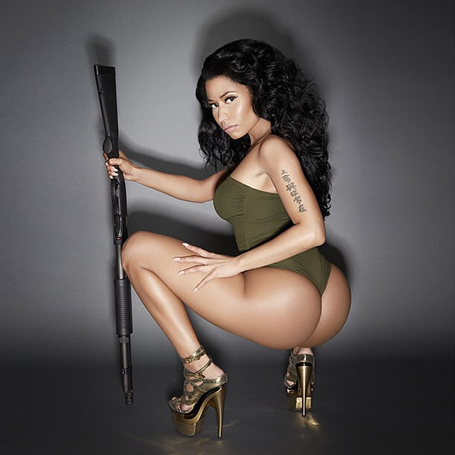 Nicki Minaj Will Perform Live & Take Part In An Interview On NBC Today Show