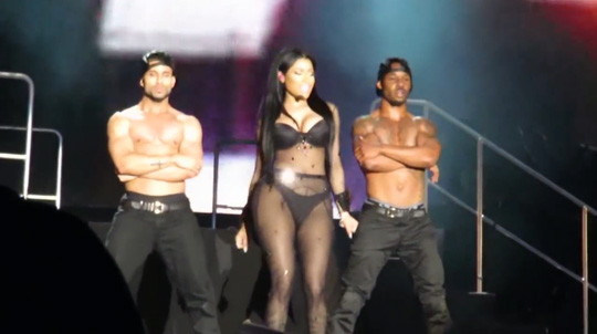 Nicki Minaj Performs Live At The 2015 Openair Frauenfeld In Switzerland