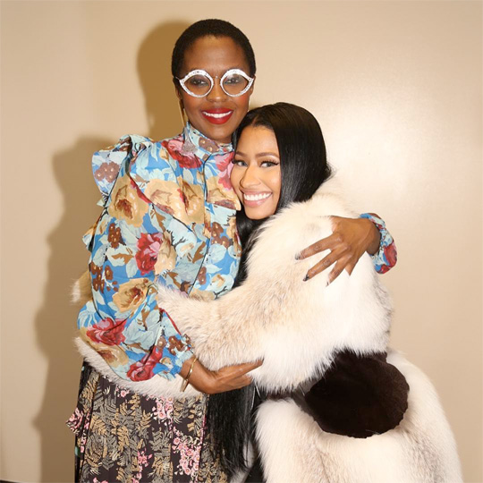 Nicki Minaj Performs Live At TIDAL X 1015 In Brooklyn, Twerks To Trap Queen & Bows To Lauryn Hill